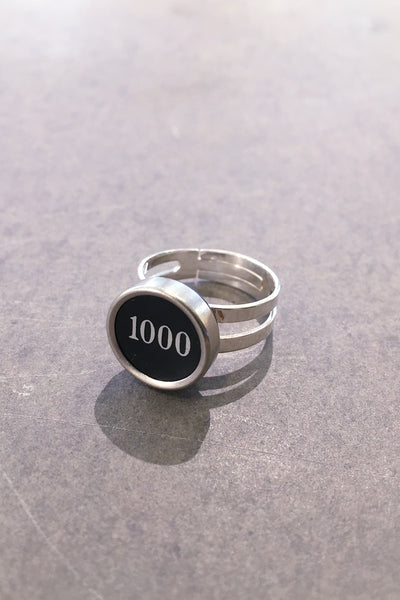 "Saved and remade ring ""1000"""