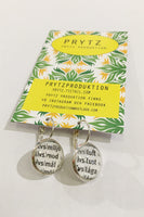 Prytz earrings