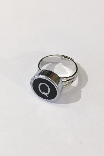 Saved & remade ring Q
