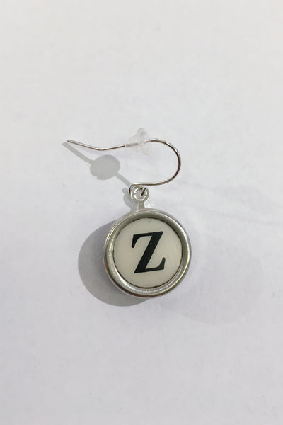 Saved & remade earring Z