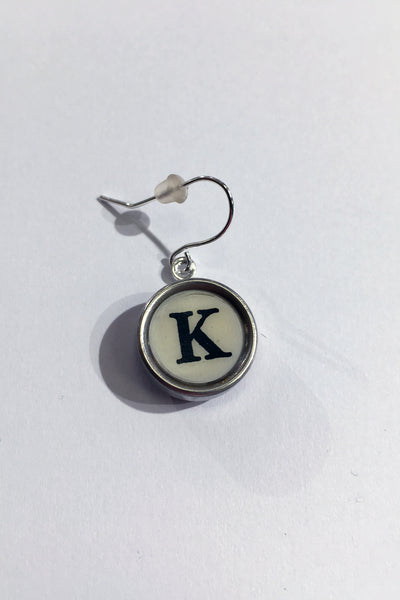 Saved & remade earring K