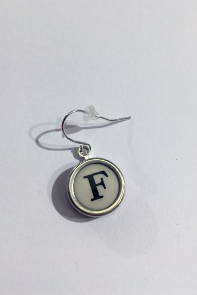 Saved & remade earring F