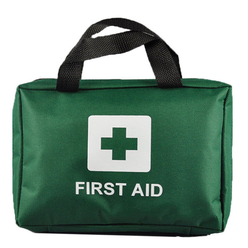 First Aid Medical Emergency Kit - 90 Piece
