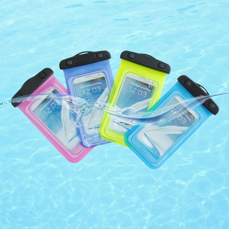 Universal Waterproof Mobile Phone Pouch