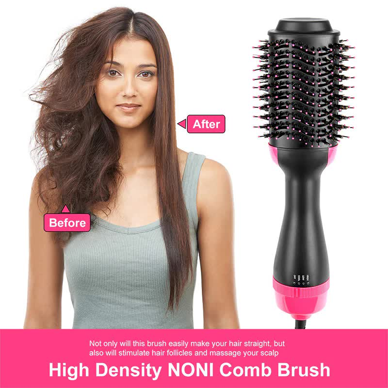Professional 2-in-1 Hair Dryer and Hair Straightener