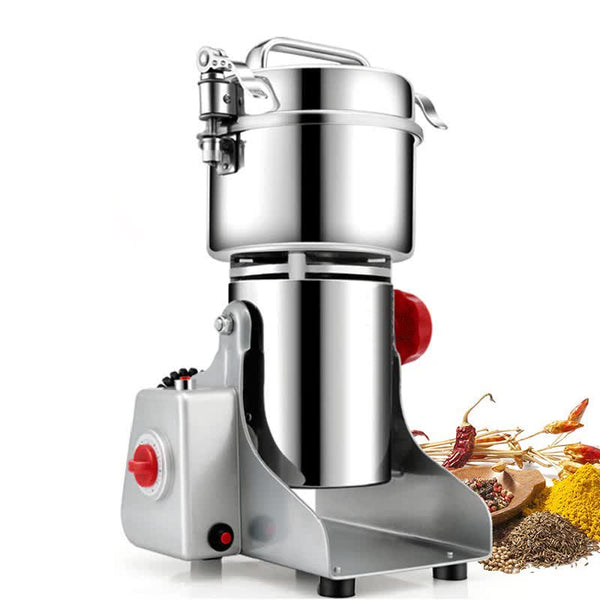 Dry Food Home Grinding Mill for Grains, Spices, Herbs and Cereal
