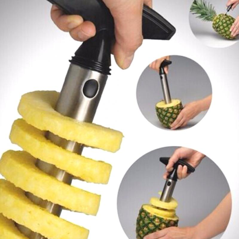 Pineapple Peeler and Cutter