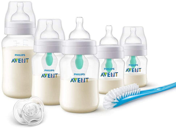 Philips Avent Newborn Anti-Colic with Airfree Vent Starter Set