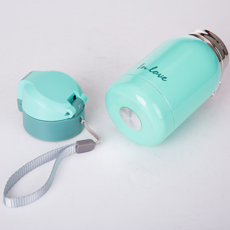 Mini Thermos Kids Thermo Stainless Steel Vacuum Flask Bottle for Tea, Coffee, Milk