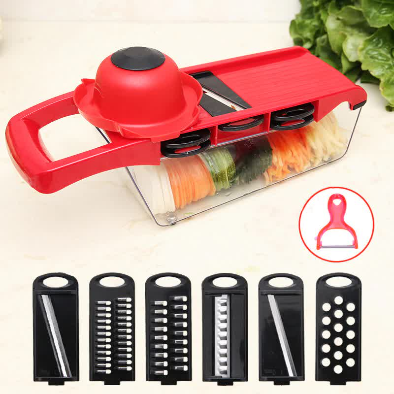 Mandolin Multifunctional Vegetable and Fruit Slicer