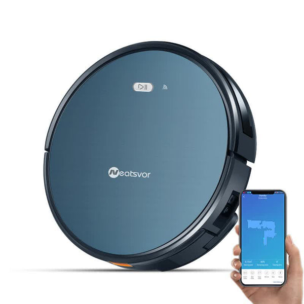 Robot Vacuum Cleaner 3000PA Powerful Suction