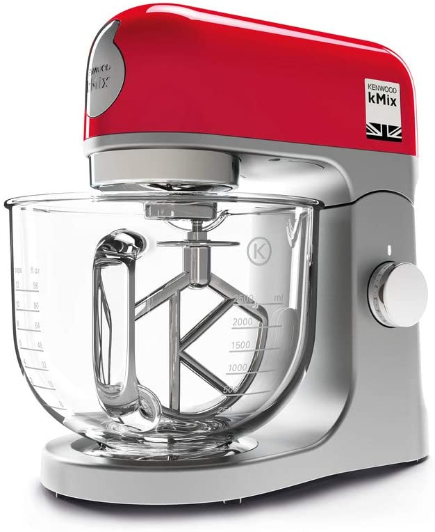 Kenwood Stand Cake Mixer - 5L Glass Bowl