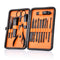 15/18/20 Pieces Stainless Steel Nail Grooming Kit