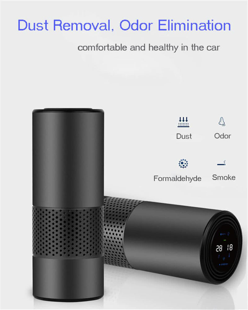In-Car and Home Office Infrared Air Purifier