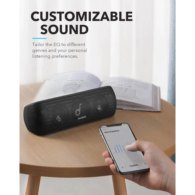Soundcore Motion+ 30W Portable Wireless HiFi Speaker