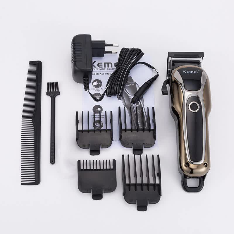 Men Rechargeable Professional Hair Clipper