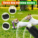 Waterproof Rechargeable Dog Shock Beep Collar with 1300ft Remote Range