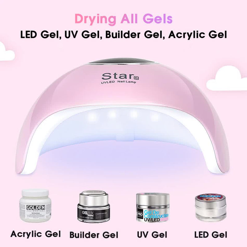 UV LED Nail Lamp