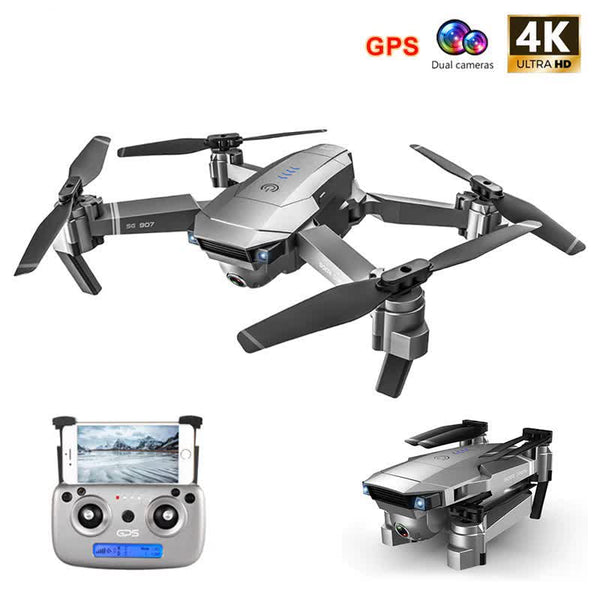4K HD GPS 5G WiFi Quadcopter Professional Foldable Drone