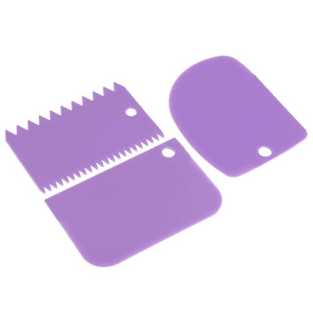 Professional Dough Cutter and Scraper Set