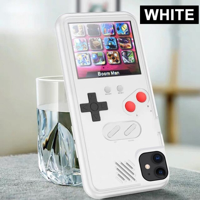 Gameboy Phone Case Cover - For Samsung