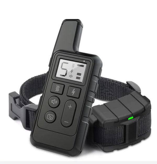 Rechargeable Waterproof Pet Training Collar