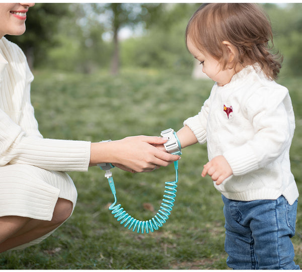 Baby Anti-Lost Wristband Link Safety Harness