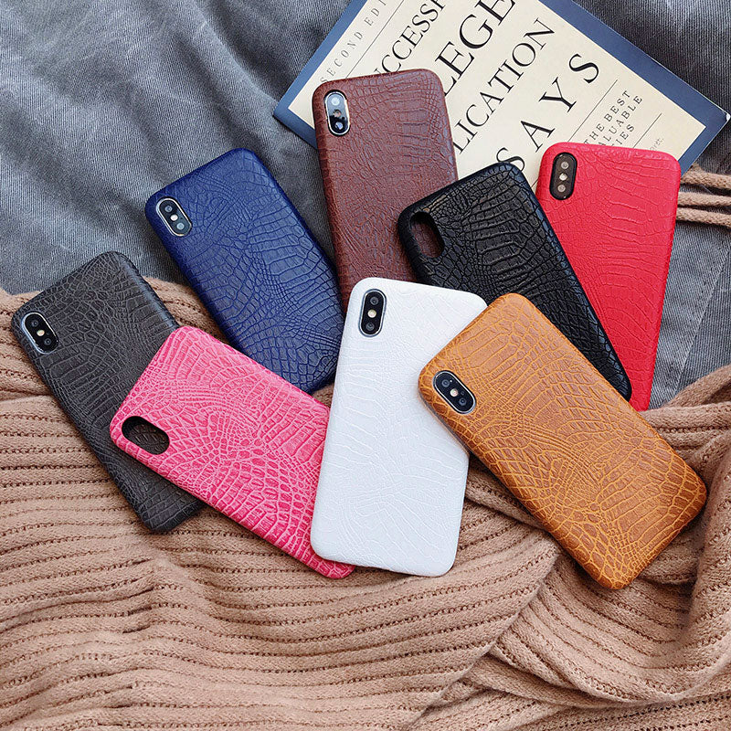Leather PU iPhone Luxury Case Cover