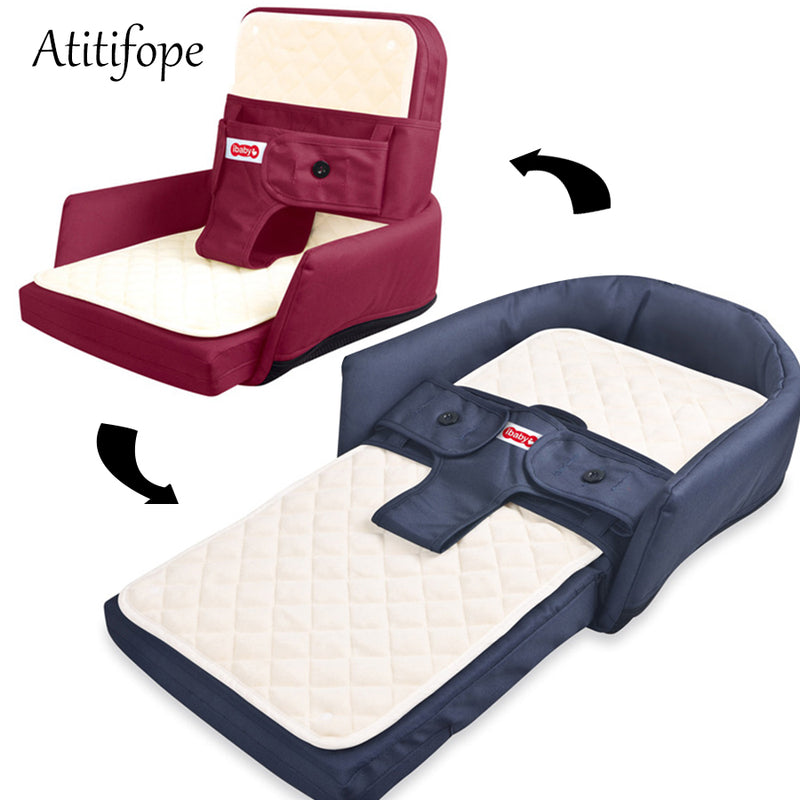 Foldable Baby Travel Bed