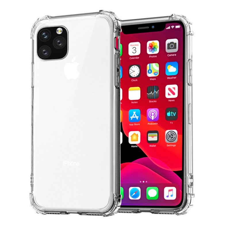 Heavy Duty Silicon iPhone Case