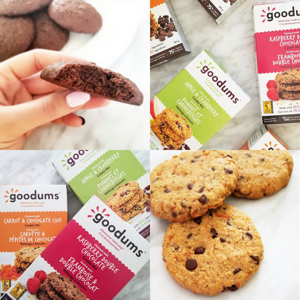 SPECIAL OFFER: Three Cookie Mixes