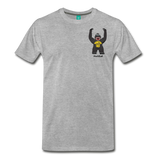 Monster Sale Mini - Graphic Tee - heather gray