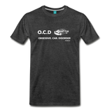 Obsessive Car Disorder Graphic Tee - charcoal gray