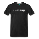 Shotgun Graphic Tee - black