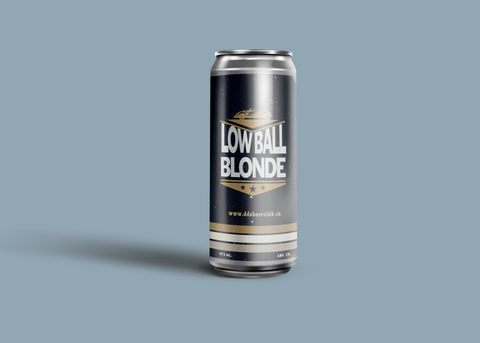 Low Ball Blonde