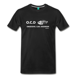 Obsessive Car Disorder Graphic Tee - black