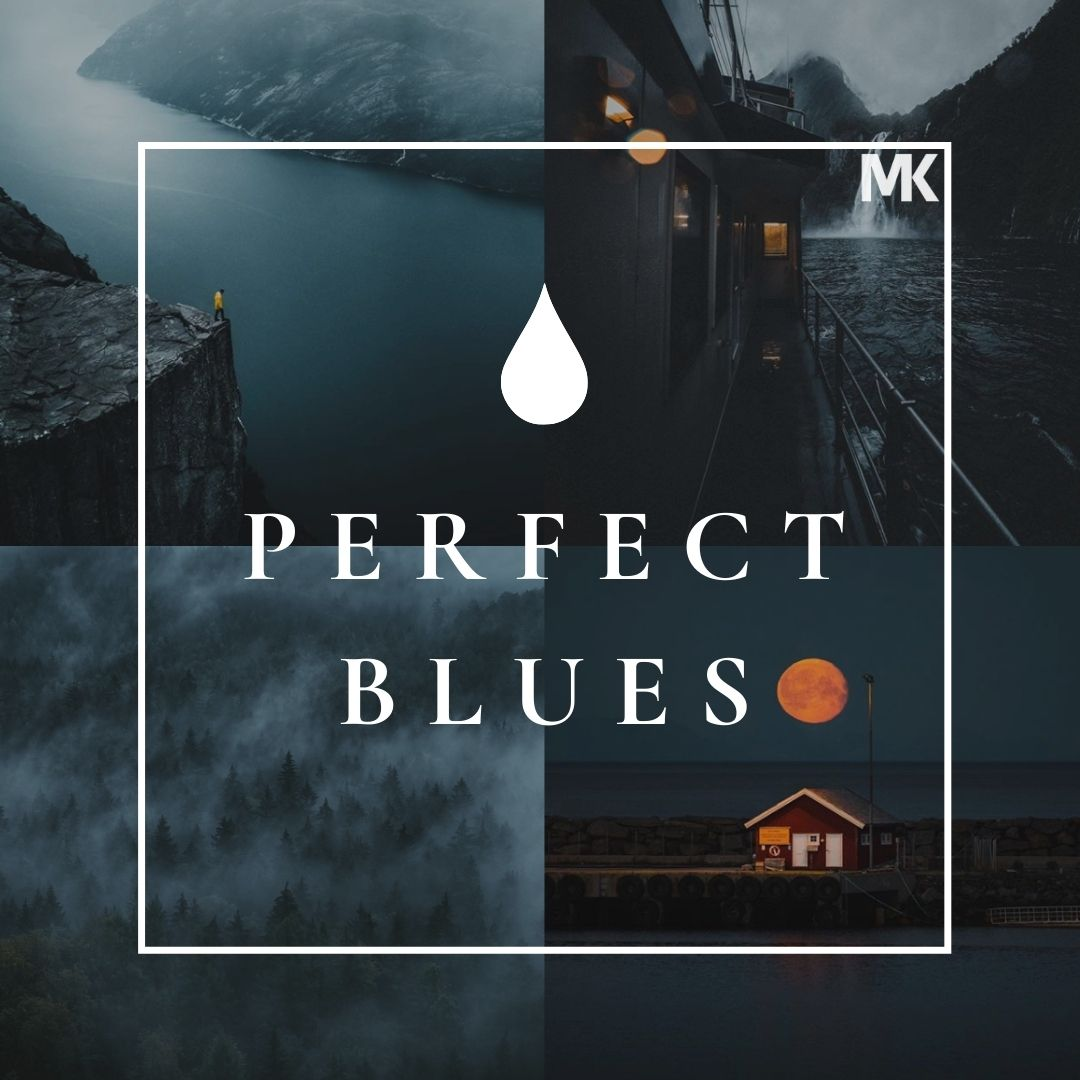 Perfect Blues Lightroom Presets