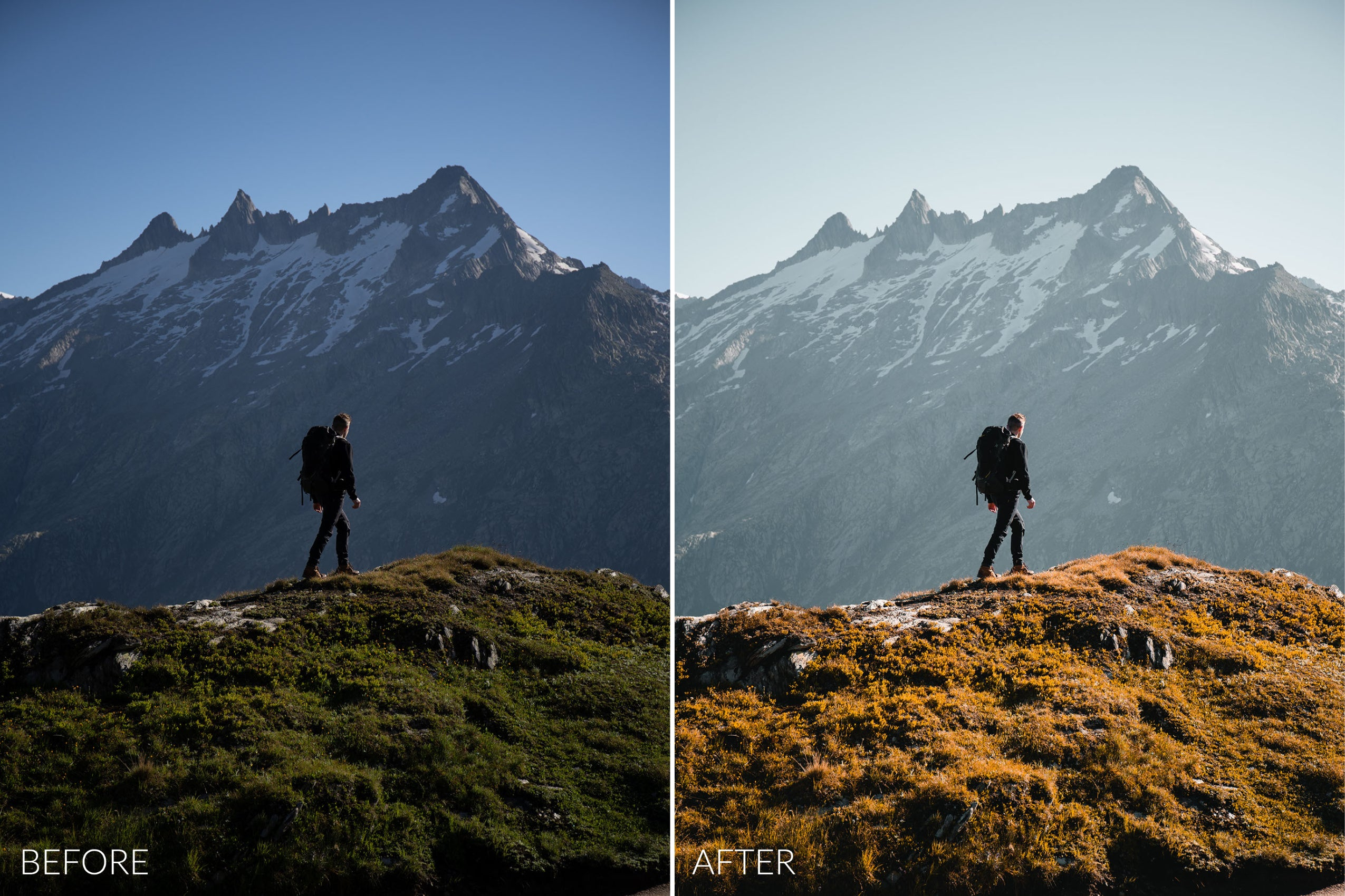 Value Collection Lightroom Presets