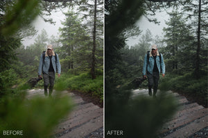 Lush Greens Lightroom Presets