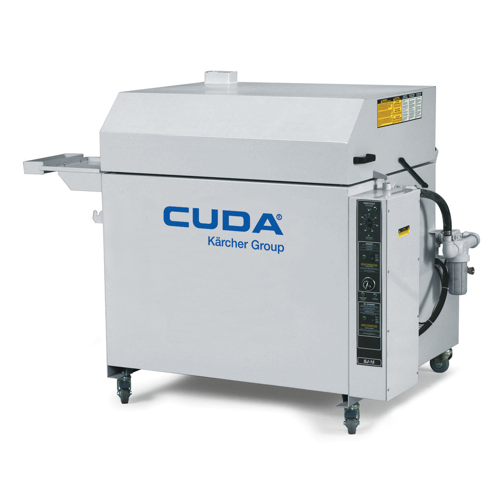 CUDA SJ Series Parts Washer