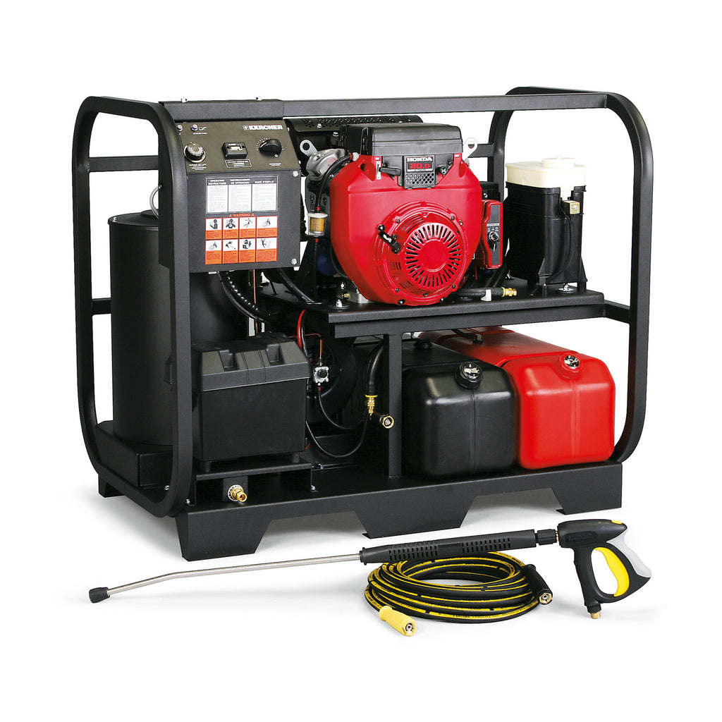 Kärcher HDS PE Cage Hot Water Pressure Washer