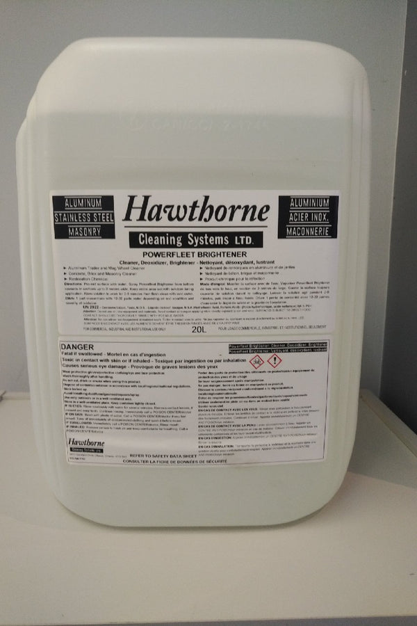Detergents – Hawthorne Cleaning Systems
