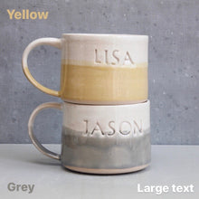 Load image into Gallery viewer, Personalised Landscape Mug *MTO*