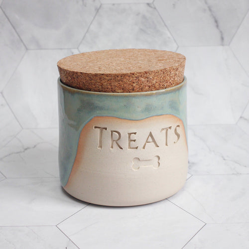 Personalised Glazy Treat Jar