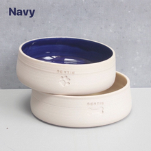 Load image into Gallery viewer, Personalised Minimalist Pet Bowl *MTO*