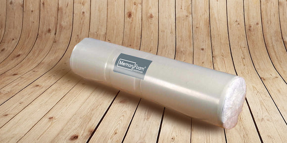 What is a Memory Foam Rolled Mattress?