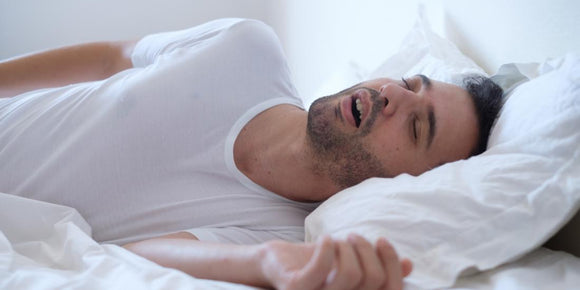 Sleep Apnea: How A Memory Foam Pillow Can Help