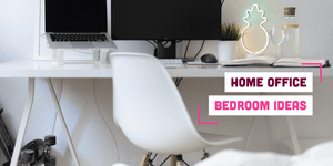 Home Office Bedroom Ideas that won't Compromise on Comfort