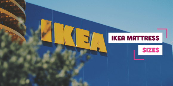 Image of IKEA exterior and text