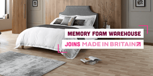 Memory Foam Warehouse Joins Made In Britain